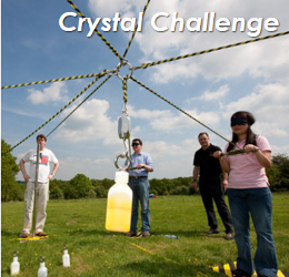 Crystal Challenge Corporate Event