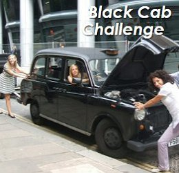 Black Cab team day out