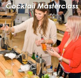 Cocktail Masterclass Evening Event