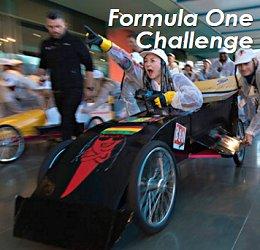 Formula 1 corporate event