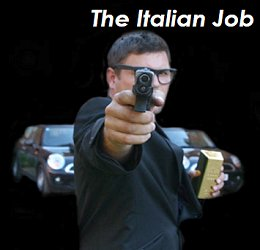 The Italian Job Corporate Event
