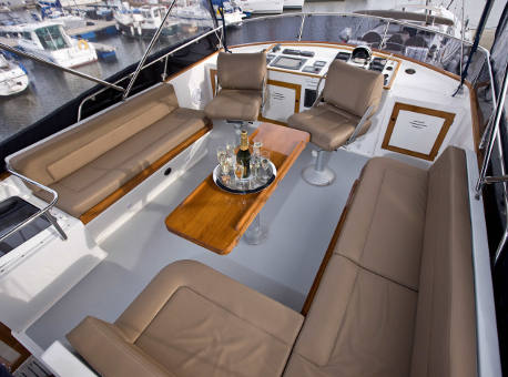 Luxury Powerboat Charters