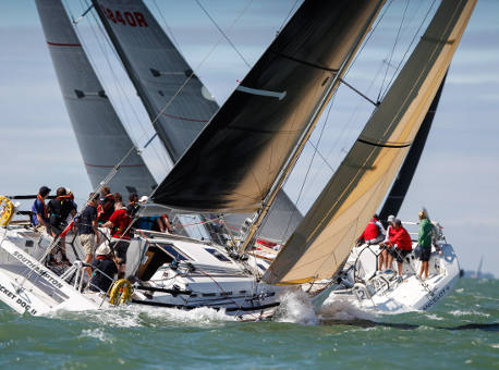 Cowes Week Race Charter