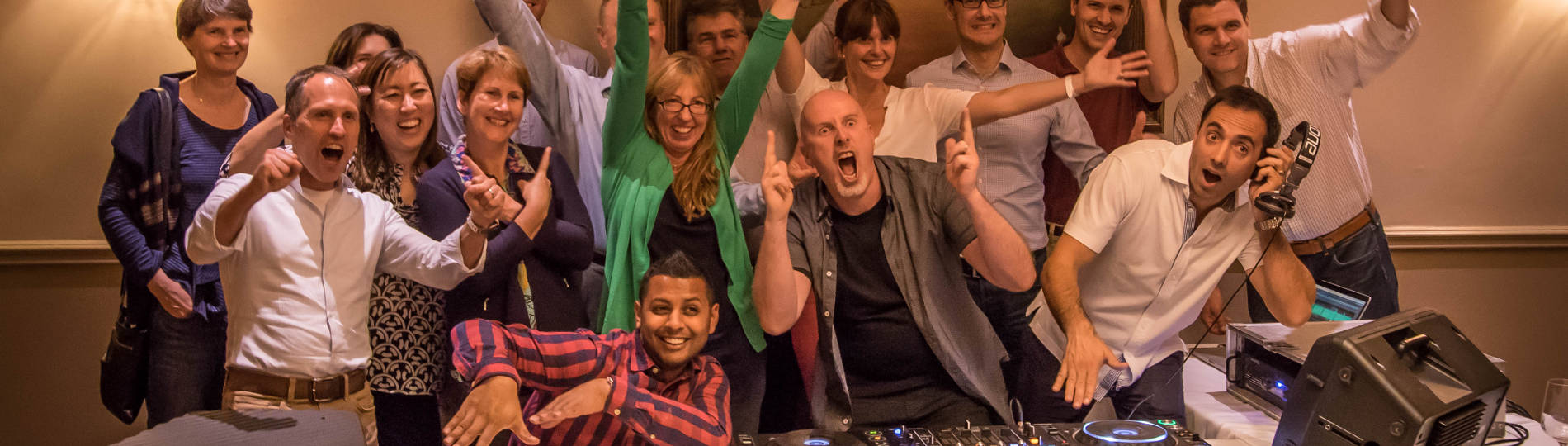 Make your very own mix from scratch with this team building event with a twist