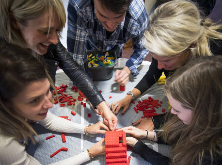 Corporate team building - Together We Can