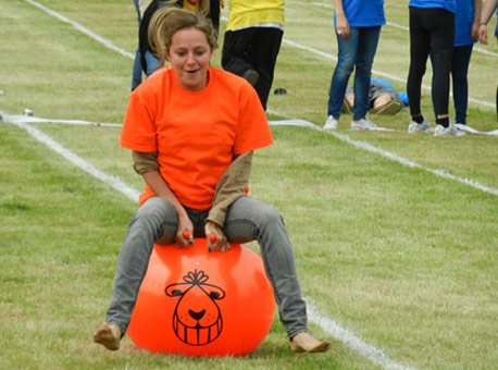Corporate School Sports Day team building events