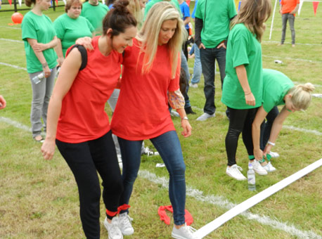 Corporate School Sports Day team building