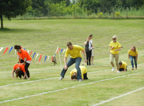Corporate School Sports Day