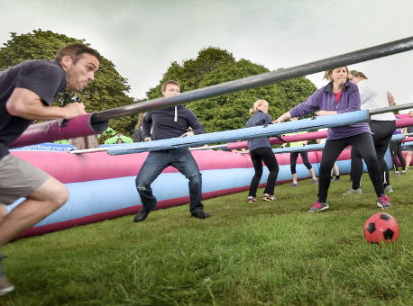It's a Knockout events