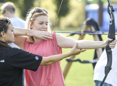 Country Pursuits - archery