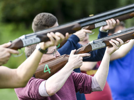 Country Pursuits - clay shooting