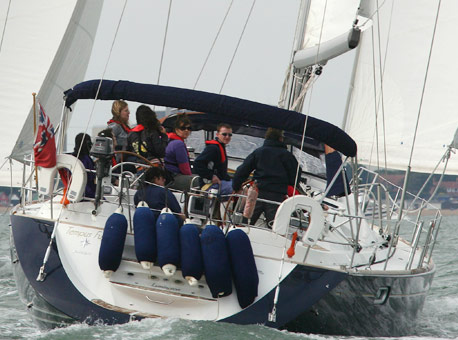 Luxury Sailing Yacht Charters