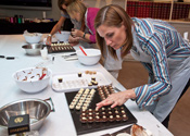 Christmas Truffle Making