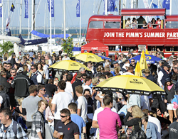 Cowes Yacht Haven - Cowes Week