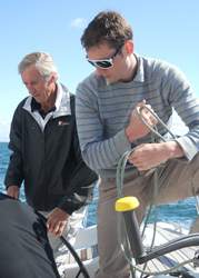 Team Building Sailing – the Basics