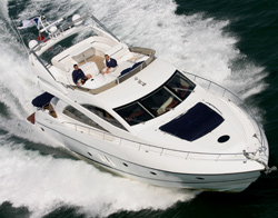 Cowes Week Powerboat Charter